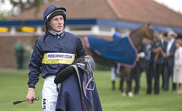 Paul Hanagan - Newmarket 2011