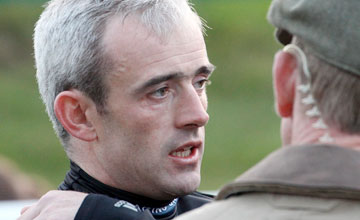 Ruby Walsh - Aintree 22/10/11