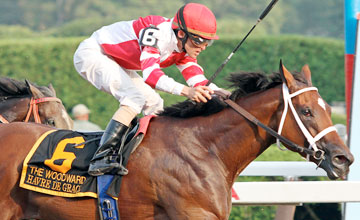 Havre De Grace - Gr I Woodward - Saratoga 9/3/11