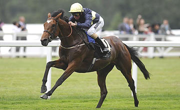Nathaniel - William Buick - King George - 2011