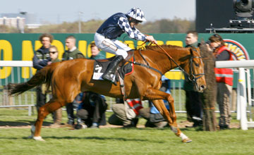 Edgardo Sol - Aintree 12/04/2012