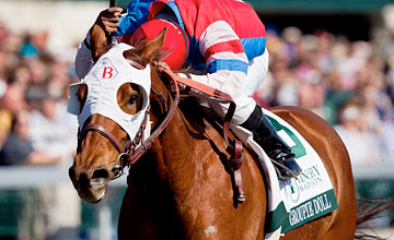 Groupie Doll - Keeneland 12.04.2012