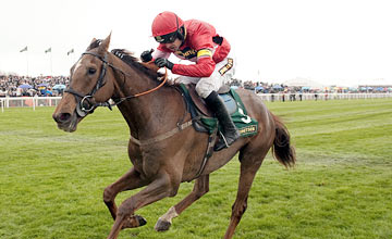 Silviniaco Conti - Aintree 13.04.2012