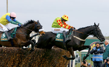 Saint Are - Aintree 14.4.12
