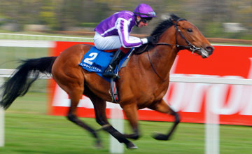 Furners Green - 2,000 Guineas Trial Leopardstown Photo: Patrick McCann 15.04.2012