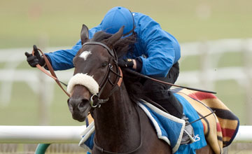 Discourse- Newmarket 18.4.12 Pic: Edward Whitaker