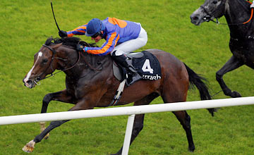 Requisition -The Curragh 22.04.2012