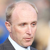 Richie Galway - Punchestown racing manager