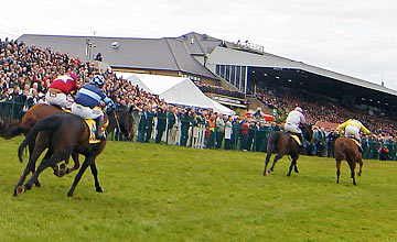 Lucky William - Punchestown 27.04.2012