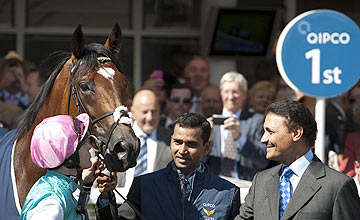 Frankel - Goodwood 2012