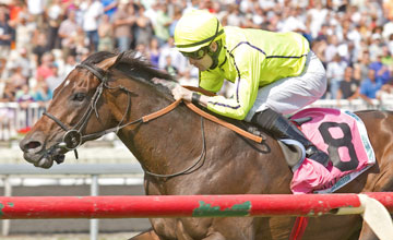 Jakkalberry-wins-american-st-leger