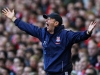 Tony Pulis manager of Stoke City gestures during the FA Cup with Budweiser Sixth Round match between Liverpool and Stoke City at Anfield on March 18 2012 in Liverpool England Photo by Alex LiveseyGetty Images