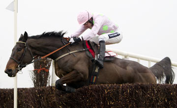 Arvika Ligeonniere and Ruby Walsh