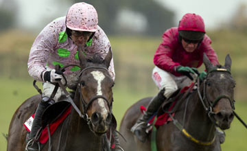 Zaidpour and Ruby Walsh