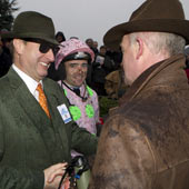Rich Ricci, Ruby Walsh, Willie Mullins - Fairyhouse - 02.12.12