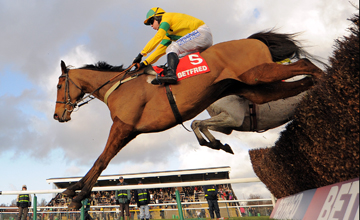 Giles Cross - Haydock - 18/02/2012