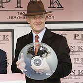 Willie Mullins top trainer Cheltenham - 18.3.11