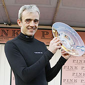 Ruby Walsh top jockey Cheltenham - 18.3.11