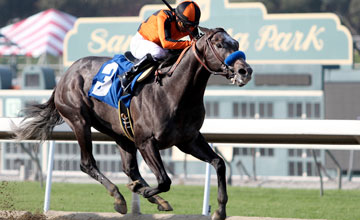 The Factor wins San Carlos Stakes at Santa Anita