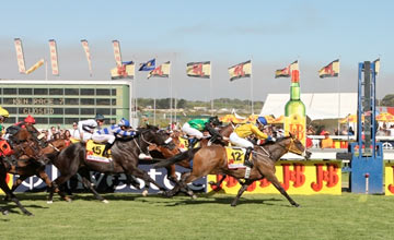 Igugu - Anthony Delpech Wins J B Met At Kenilworth - Jan 20122