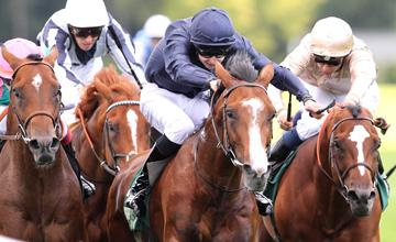 Imperial Monarch (J P O'Brien) wins the Juddmonte Grand Prix de Paris, Longchamp 14/07/2012