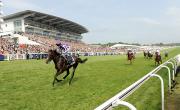 Camelot - (Joseph O'Brien) wins the Derby - Epsom