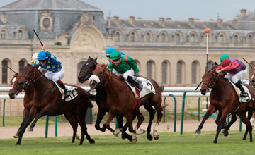 Tierce -03/06/2012 - CHANTILLY - PRIX DU JOCKEY CLUB - G1