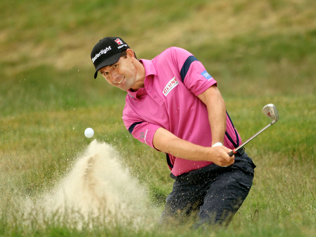 Padraig Harrington has claimed seven top-20s from 12 US starts this season