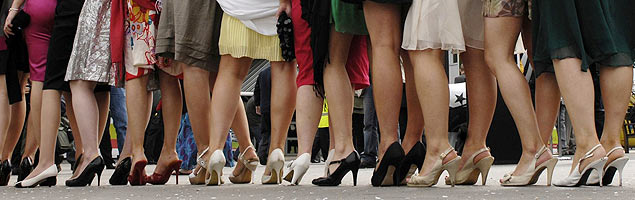 Ladies at Aintree