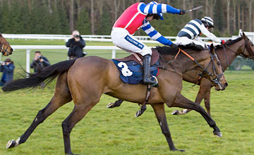 Aerial - Newbury 03.03.2012