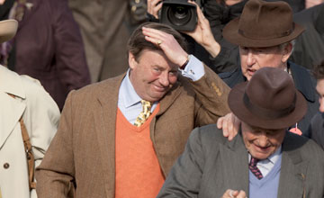 Nicky Henderson - Cheltenham 14/03/2012
