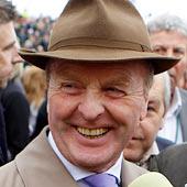 Jonjo O'Neil - Cheltenham 16.03.2012