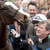 Synchronised and J. P. McManus - Cheltenham 16.03.2012