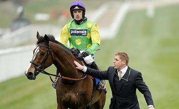 Kauto Star - Cheltenham 16.03.2012