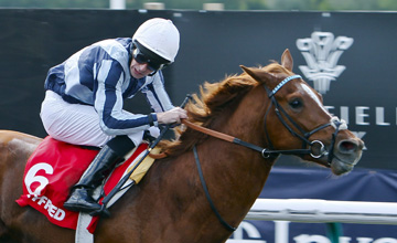 Main Sequence - Lingfield - 12/05/2012