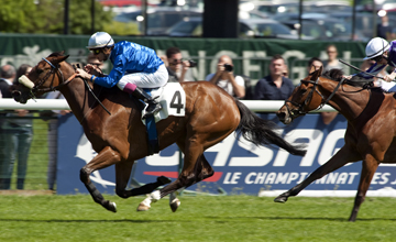 Beauty Parlour - Longchamp - 13/05/2012