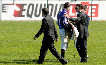 Joseph O'Brien - Longchamp - 13/05/2012