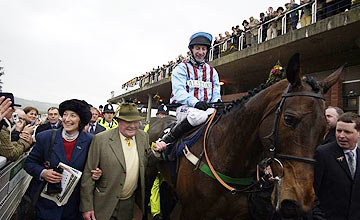 Best Mate - Cheltenham Gold Cup 2004