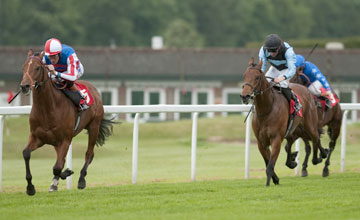 Sir Prancealot Sandown 31.5.12