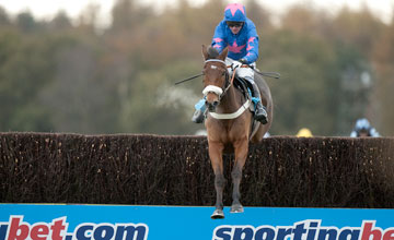 Cue Card: could struggle to beat Captain Chris at Ascot