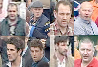 Newbury racecourse rogues gallery