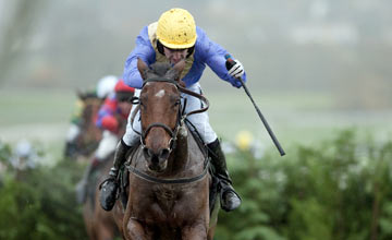 Uncle Junior Cheltenham 16.11.12