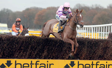 SILVINIACO CONTI Haydock 24/11/12