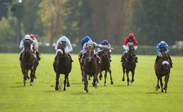 Olympic Glory - Longchamp - 7/10/2012