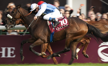 Solemia - Longchamp - 7/10/2012