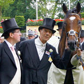 Lord Grimthorpe and Frankel
