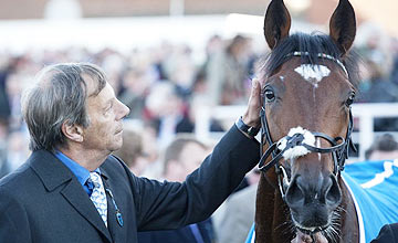 Frankel - Sir Henry Cecil - October 2010