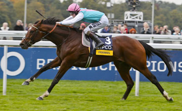 Frankel - Ascot - 20/10/2012