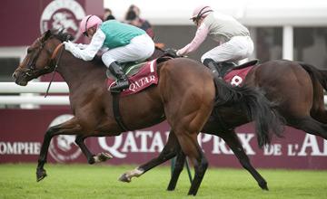 Les Beaufs - Longchamp - 6/10/2012