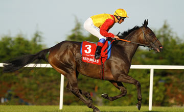 Snow Fairy, Frankei dettori, Leopardstown 08.09.2012